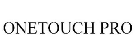 ONETOUCH PRO