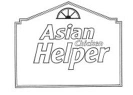 ASIAN CHICKEN HELPER