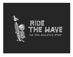 RIDE THE WAVE THE EPIC HOLLISTER STORE.