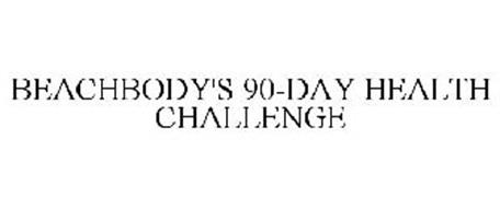 BEACHBODY'S 90-DAY HEALTH CHALLENGE