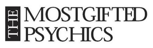 THE MOSTGIFTED PSYCHICS