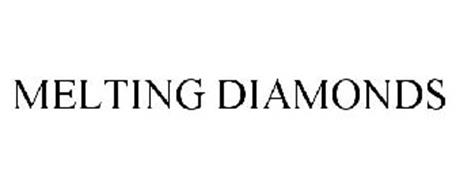 MELTING DIAMONDS