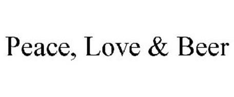 PEACE, LOVE & BEER