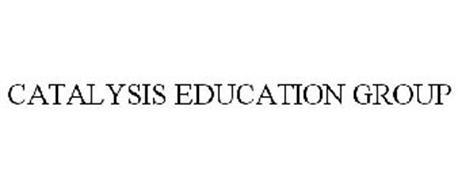 CATALYSIS EDUCATION GROUP