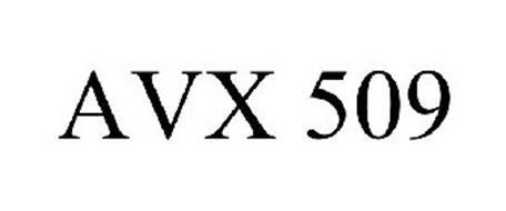 AVX 509
