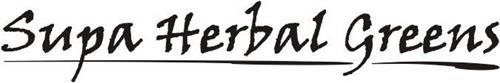 SUPA HERBAL GREENS