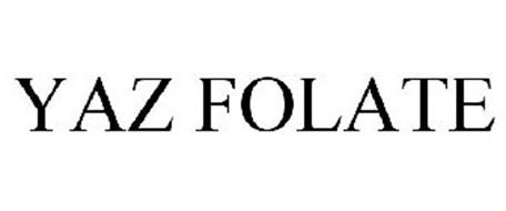 YAZ FOLATE