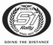INVICTA S 1 RALLY SINCE 1837 GOING THE DISTANCE