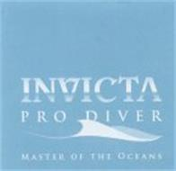 INVICTA PRO DIVER MASTER OF THE OCEANS