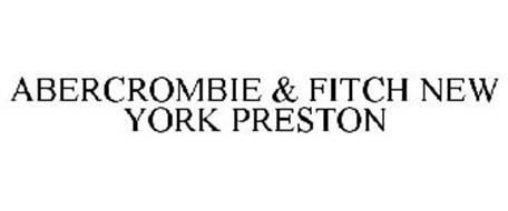ABERCROMBIE & FITCH NEW YORK PRESTON