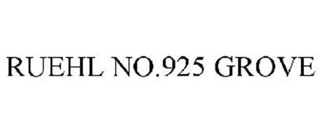 RUEHL NO.925 GROVE