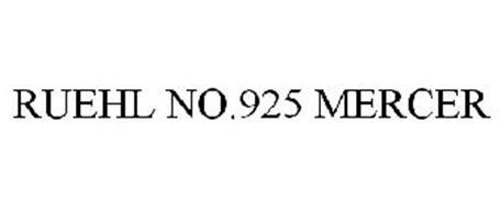 RUEHL NO.925 MERCER