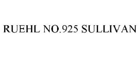 RUEHL NO.925 SULLIVAN