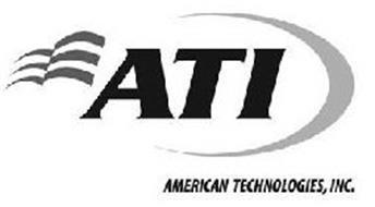 ATI AMERICAN TECHNOLOGIES, INC.