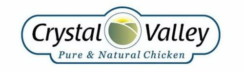 CRYSTAL VALLEY PURE & NATURAL CHICKEN