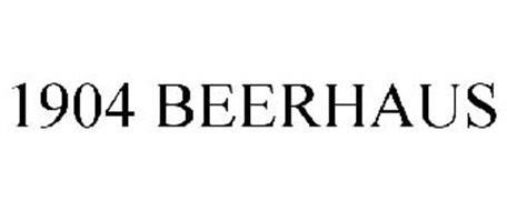 1904 BEERHAUS