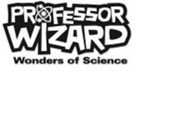 PROFESSOR WIZARD WONDERS OF SCIENCE