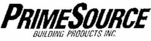 PRIMESOURCE BUILDING PRODUCTS INC.