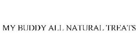 MY BUDDY ALL NATURAL TREATS