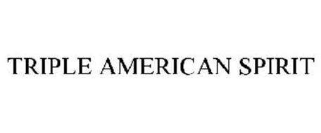 TRIPLE AMERICAN SPIRIT