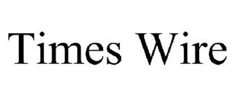 TIMES WIRE