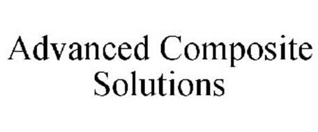 ADVANCED COMPOSITE SOLUTIONS
