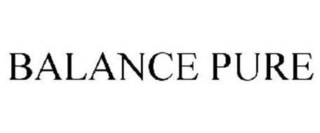 BALANCE PURE