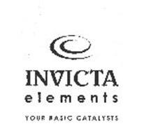 INVICTA ELEMENTS YOUR BASIC CATALYSTS