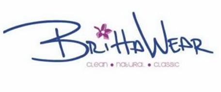 BRITTAWEAR CLEAN · NATURAL · CLASSIC