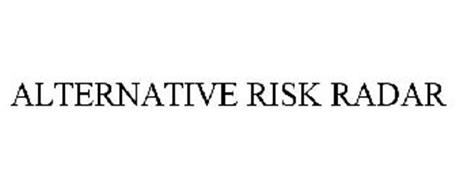 ALTERNATIVE RISK RADAR