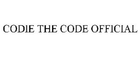 CODIE THE CODE OFFICIAL