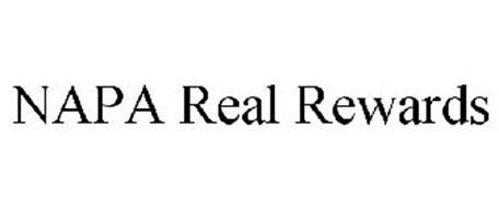 NAPA REAL REWARDS