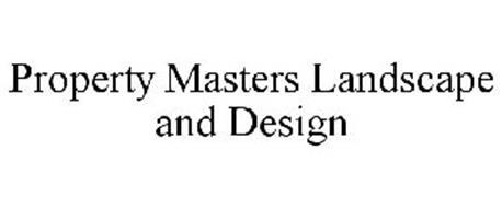 PROPERTY MASTERS LANDSCAPE AND DESIGN