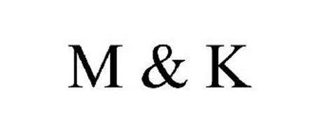 M&K Trademark of Mike & Kremme...