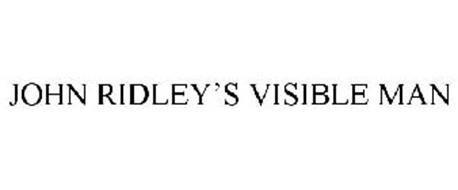 JOHN RIDLEY'S VISIBLE MAN