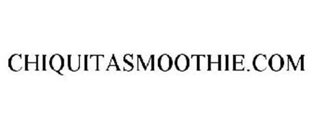 CHIQUITASMOOTHIE.COM