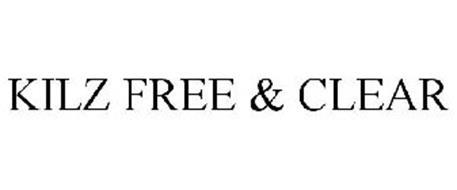 KILZ FREE & CLEAR