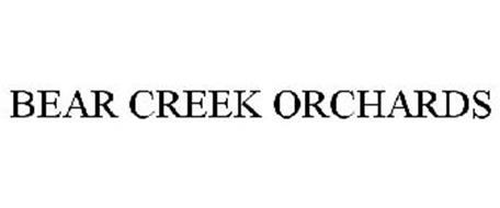 BEAR CREEK ORCHARDS
