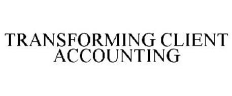 TRANSFORM YOUR CLIENT ACCOUNTING