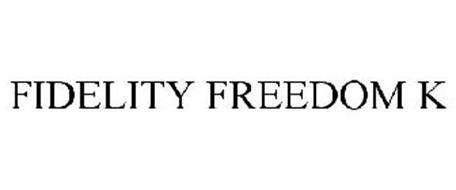 FIDELITY FREEDOM K