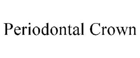 PERIODONTAL CROWN