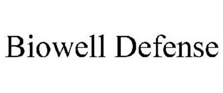 BIOWELL DEFENSE