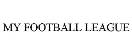 MY FOOTBALL LEAGUE