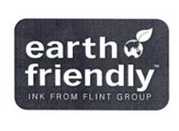 EARTH FRIENDLY INK FROM FLINT GROUP