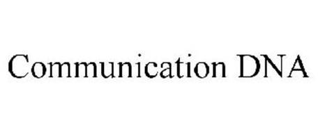 COMMUNICATION DNA