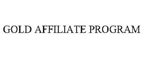 GOLD AFFILIATE PROGRAM