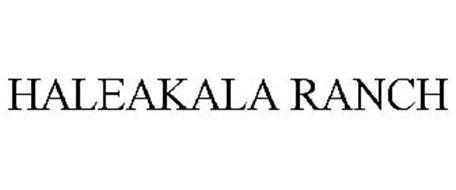 HALEAKALA RANCH