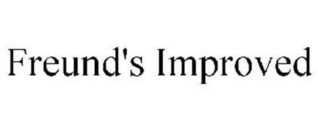 FREUND'S IMPROVED