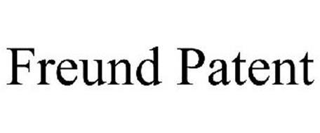 FREUND PATENT