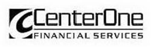 C CENTERONE FINANCIAL SERVICES